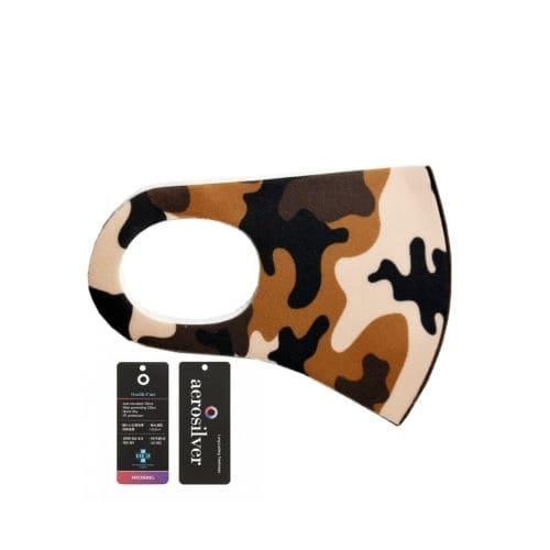 Aerosilver 3D Face Mask